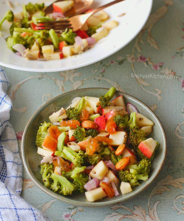 Healthy-Apple-broccoli-salad-tasty-salad-broccoli-salad-diet-friendly-vegan-salad2
