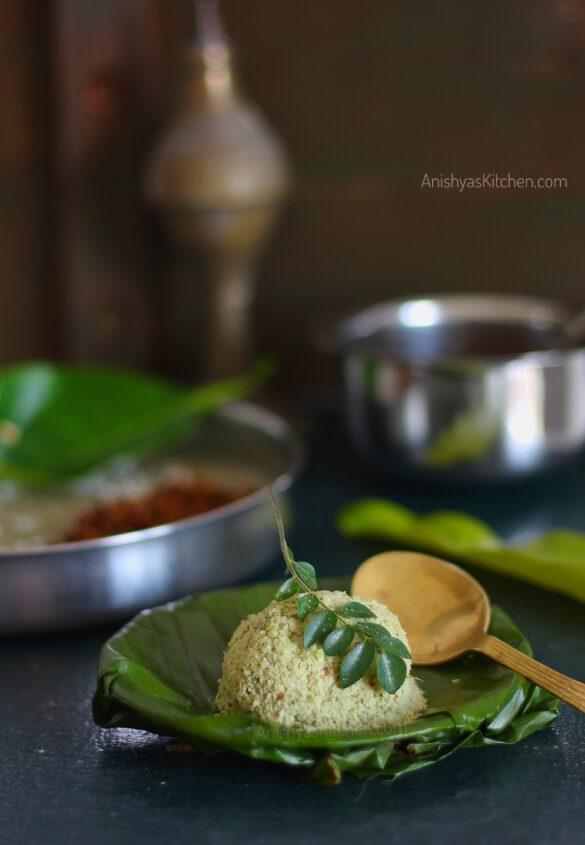Kerala-Maanthalir-Chammanthi-Maavila-Chammanthi-Mavila-Thuvayal-Mango-Leaf-Recipe-02